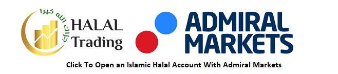 Open a Halal Forex Account with Admiral Markets